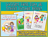 Wiggles First Day of School Picture Book - Heidi Songs