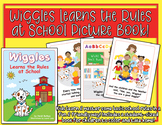 Wiggles Learns the Rules at School Picture Book - Heidi Songs