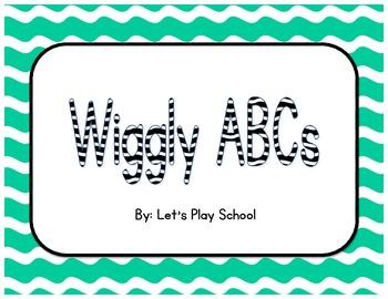 Wiggly ABCs - Classroom Alphabet