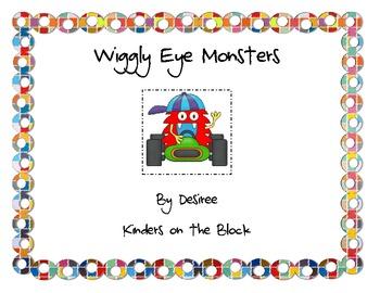 Wiggly Eye Monsters