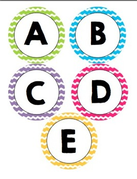 Wiggly Word Wall (Letters and Dolch Sight Words Pre-primer-3)