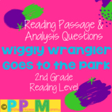 Wiggly Wrangler Goes to the Park - Reading Passage and Questions