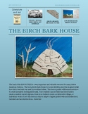 Wigwam: The Birch Bark House- Native American Art