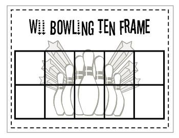 Wii Bowling Ten Frame