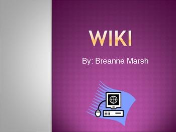 Wiki Powerpoint