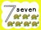 Wiki Stick Mats- Numbers 1-20