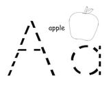 Wiki Sticks Alphabet Practice