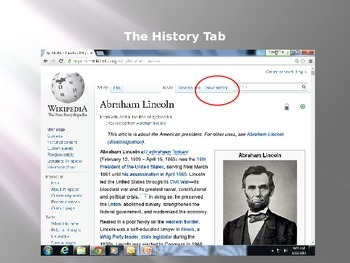 Wikipedia Fails!  PowerPoint Outlining Why NOT to use Wikipedia for Research