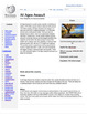 Wikipedia Page: Create Your Own for Any Subject (Word Template)