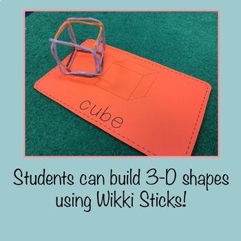 Wikki Sticks ELA and Math Centers : Fun Activities to use with Wikki Sticks