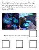Wil's Trip to the Aquarium (Wh Comprehension Question) Adapted Book