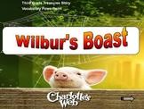 Wilbur's Boast Vocabulary PowerPoint