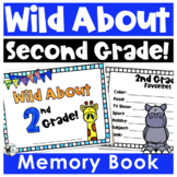 End of the Year Memory Book- 2nd Grade