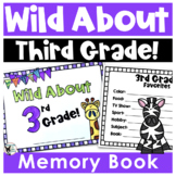 End of the Year Memory Book- Third Grade