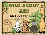 Wild About AR! Jungle Safari AR Goal Clip Chart