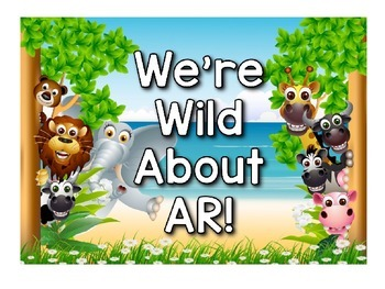 Wild About AR Points Tracker {editable}