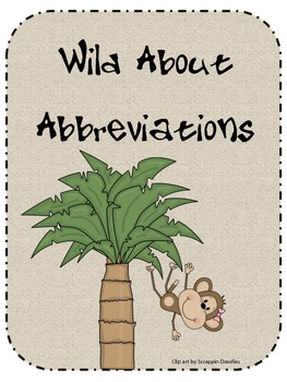 Wild About Abbreviations