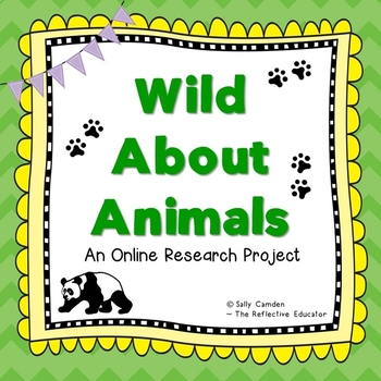 Wild About Animals ~ An Online Research Project