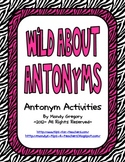 Wild About Antonyms: Center and Independent Practice
