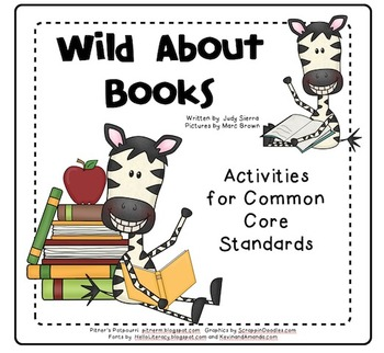 Wild About Books!