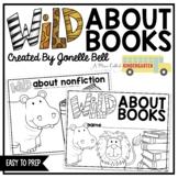 Wild About Books Genre Study for Kindergarten