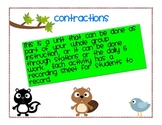 Wild About Contractions