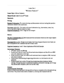 Wild About Elephants Lesson Plan