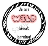 Wild About Learning Gift Tags--Back to School!