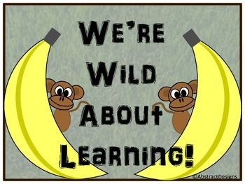 Wild About Learning Monkeys