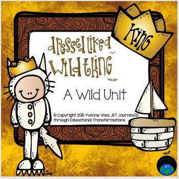 Wild About Learning Unit