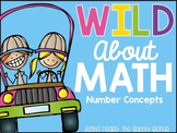 Wild About Math Centers-Number Concepts