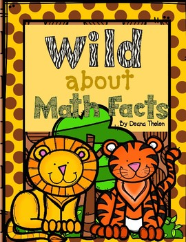 Wild About Math Facts