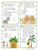 Wild About Math - Task cards - Review of 4th grade