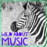 MIOSM - Wild About Music Bulletin Board & Student Responses