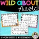 Wild About Music! Set 2: Accidentals, Articulation, & More! {12 Total Sheets}