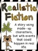 Wild About Reading Genre Posters! (Jungle Theme)