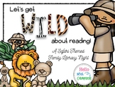 Wild About Reading Literacy Night
