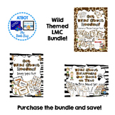Wild About Reading Themed LMC Bundle