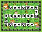 Wild About Regrouping Game (Subtraction)