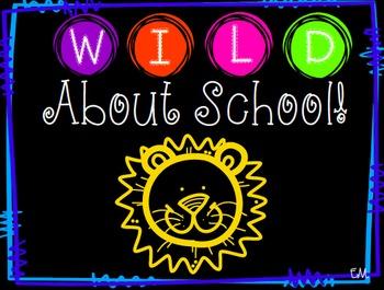Wild About School!