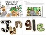 Jungle Classroom Word Wall