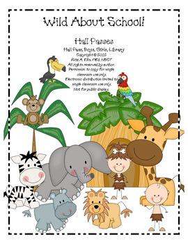 Jungle Classroom Passes