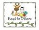 Jungle Reader Workshop Signs