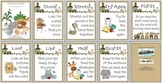 Jungle Word Decoding Strategies Posters with Take Home Par