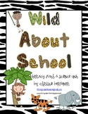 Wild About School - Math & Literacy Jungle Unit