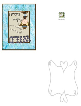 Wild West - Western Themed Blank Greeting Cards w/Matching Envelopes