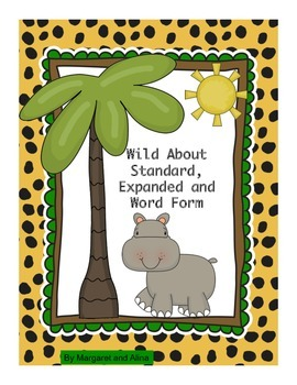 Wild About Standard, Expanded and Word Forms