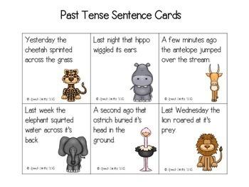 Wild About Verbs!