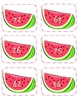 Wild About Watermelon!  {Literacy and Math Activities}