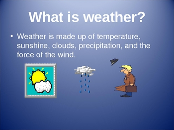 Wild About Weather!